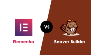 Elementor vs Beaver builder Which one to choose