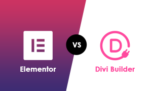 Elementor vs divi builder which is better for a newbie