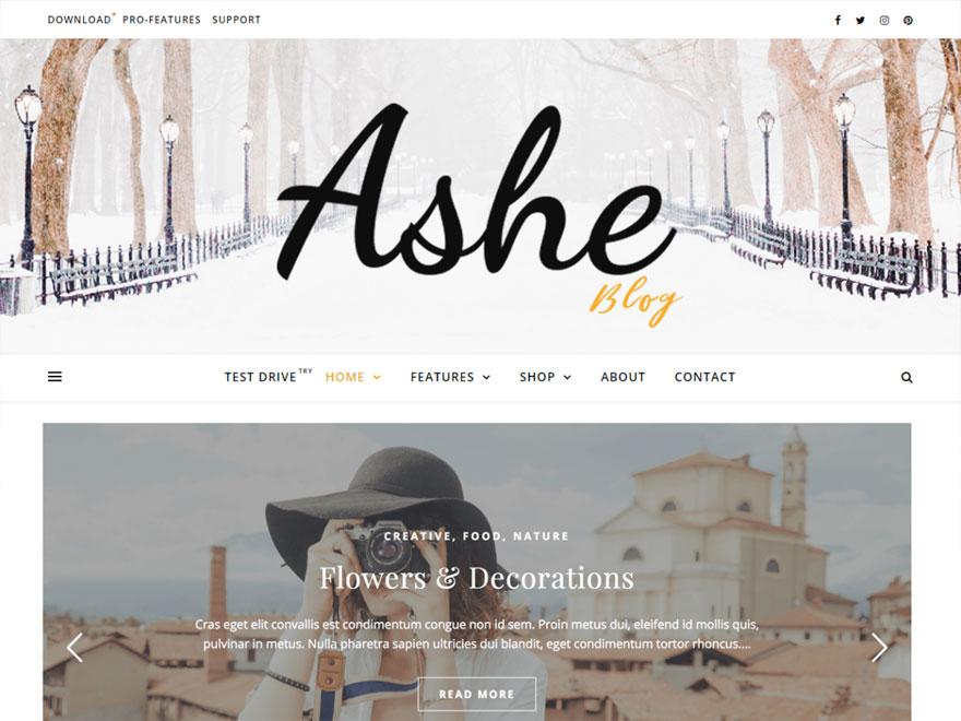 ashe-theme