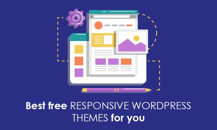 free responsive wordpress themes