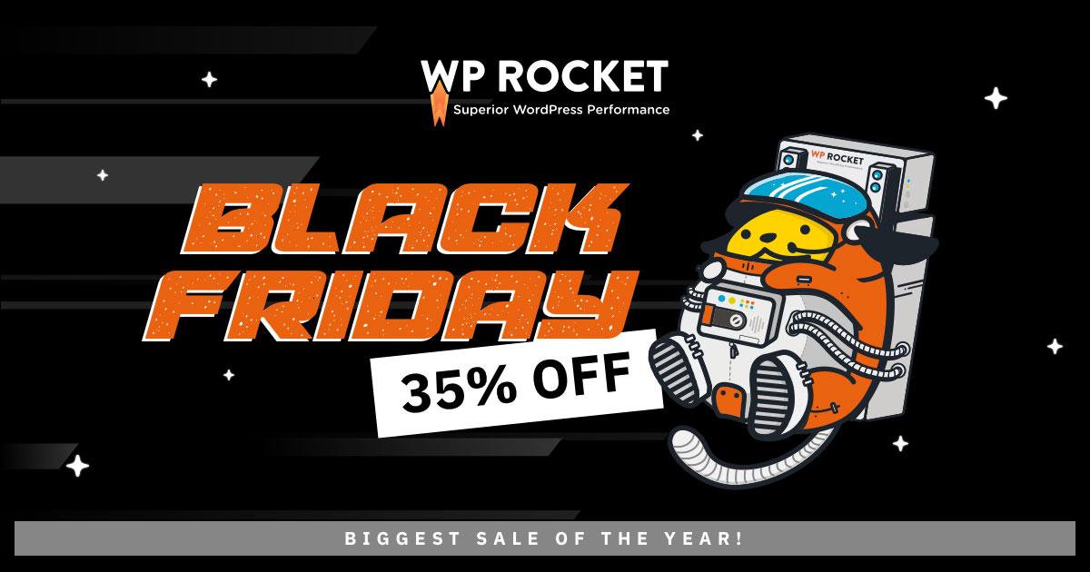 wprocket black friday banner