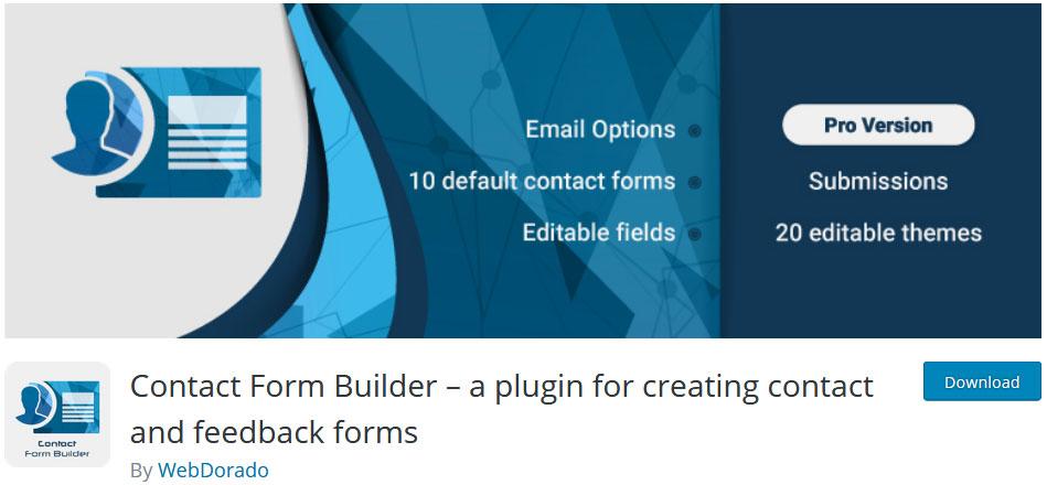 contact-form-builder-plugin