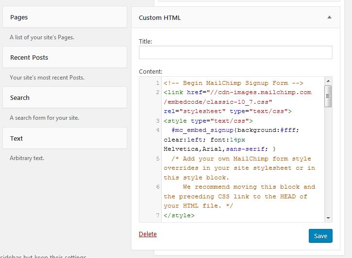 custom-html-widget