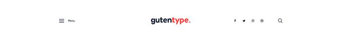 gutentype-header-plain