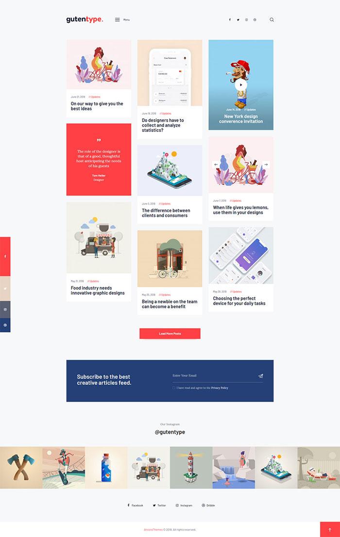 gutentype-masonry-blog-layout