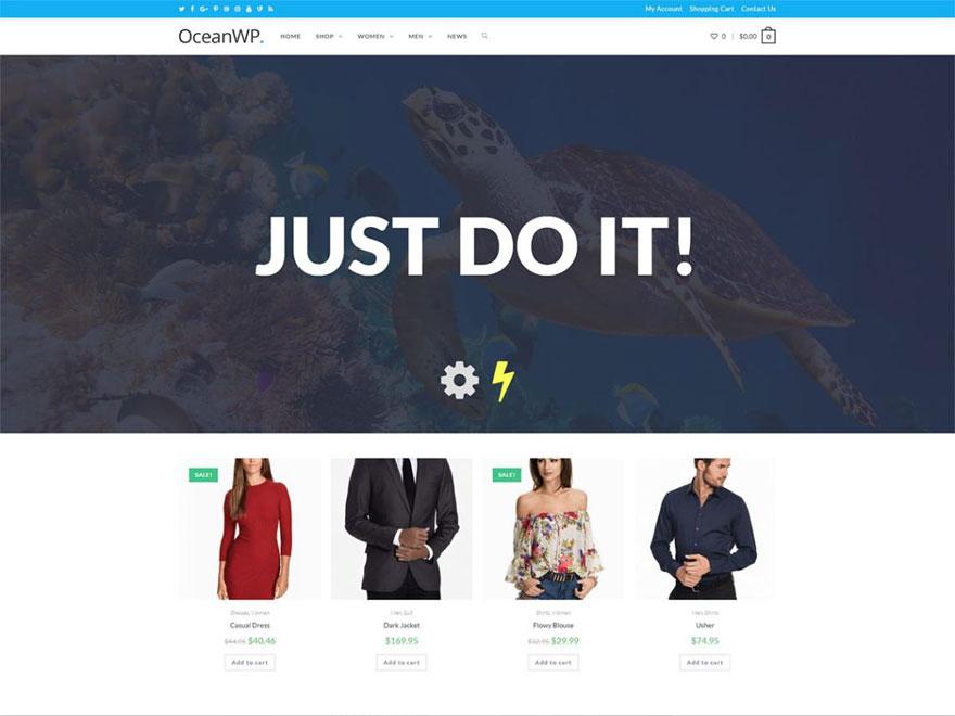 ocean-wp-theme